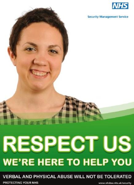 respect us - we're here to help